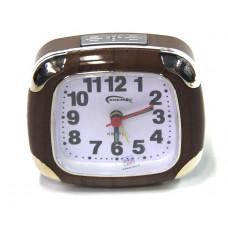 часы космос будильник подсветка 9014-1