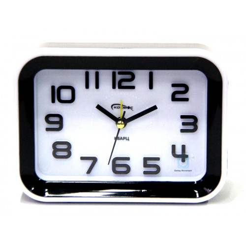 часы космос+будильник+подсветка 914