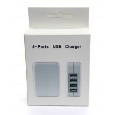 розетка 4 USB, 3.1A (D18)
