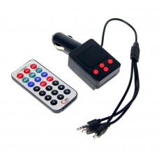 FM модулятор зарядка (2)
