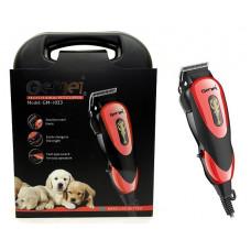 машинка для стрижки волос животных Gemei GM-1023