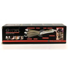 выпрямитель-гофре стайлер утюжок для волос 4в1 Gemei GM-2962