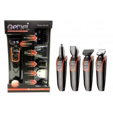 машинка для стрижки волос 6в1 Gemei GM-583