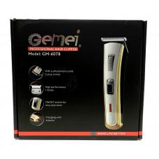 машинка для стрижки волос Gemei GM-6078