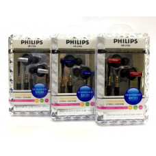 наушники 2 штекера PHILIPS HE-2705