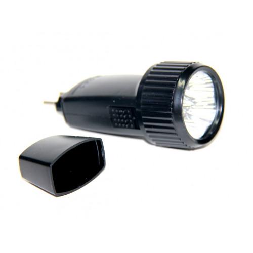 фонарик аккумулятор зарядка от сети HG-528