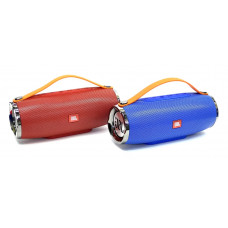 колонка JBL мини XTREME K5+Bluetooth+USB+радио+4 динамика+аккумулятор+Power Bank (1 сорт)