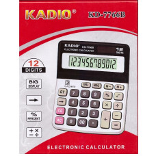 калькулятор KD-7766B