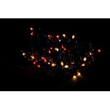 гирлянда черная 240 лампа LED-8006