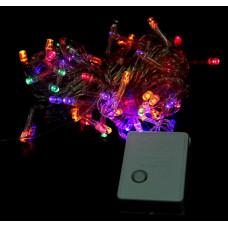 гирлянда прозрачная (светодиодная) 160 лампа LED-8013