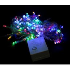 гирлянда прозрачная (светодиодная) 180 лампа LED-8014