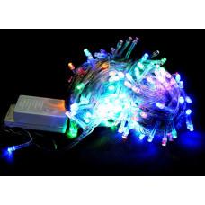 гирлянда прозрачная (светодиодная) 200 лампа LED-8015