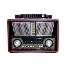 радиоприемник Ретро KEMAI MD-1802UR USB SD запись аккумулятор