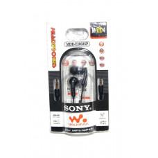 наушники 2 штекера SONY MDR-2803