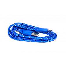кабель Micro (тряпочный 2)