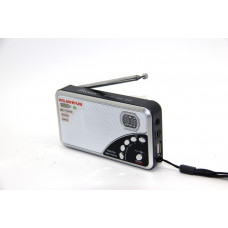 радиоприемник MASON+USB+аккумулятор+дисплей R-2720