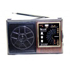 радиоприемник GOLON RX-9922U+USB+SD+аккумулятор (fm-64)