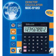 калькулятор SDC-512D