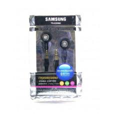 наушники 2 штекера SAMSUNG TS-3060