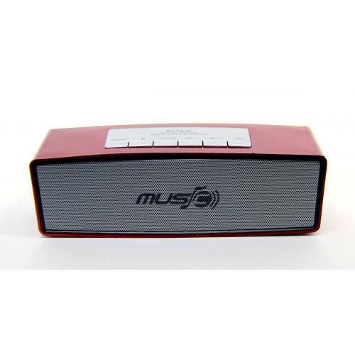 колонка WSTER Bluetooth USB SD аккумулятор WS-636