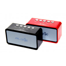 колонка WSTER Bluetooth USB SD аккумулятор WS-655