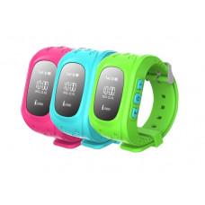 умные часы Smart Baby детские с GPS навигатором Q50