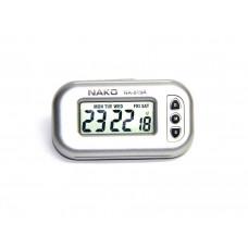 часы+секундомер NA-815A