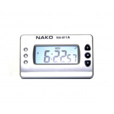часы+секундомер NA-811A